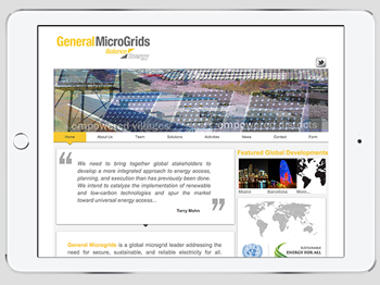 General MicroGrids website